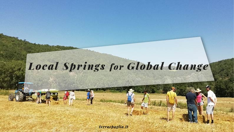Local Springs for Global Change