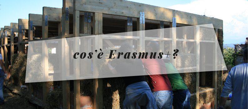 Cos'è Erasmus+?